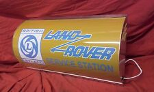 LAND ROVER, Serie, 4x4, difensore, Off Road, MANCAVE, Lightup Sign, garage, officina, auto