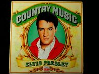 ELVIS PRESLEY COUNTRY MUSIC VINYL LP TIME LIFE 1981, STW-106, ,Suspicious Minds