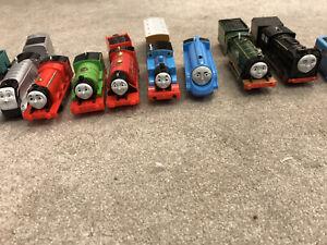 trackmaster thomas train Bundle 16 Piece