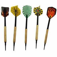 3pcs/Set  Soft Dart Set Darts Pfeile Dartpfeile Soft darts 6 kinds-PAL High J9P1