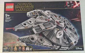 STAR WARS: LEGO 75257 - Millennium Falcon - nuovo