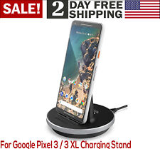 Wireless Fast Charging Stand Dock Pad Case Friendly Type C For Google Pixel 3 XL