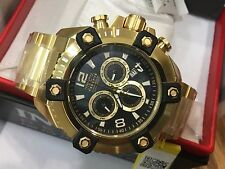 15827 Invicta Reserve 56mm Grand Octane Swiss Quartz Chronograph Bracelet Watch
