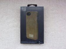 HEX Core Apple iPhone 5/5S/SE Canvas Case Washed Khaki HX1309 KHKI