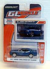 GREENLIGHT GL MUSCLE 2011 DODGE CHALLENGER R/T CLASSIC SERIES 7 #2931