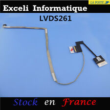 LCD LED ECRAN VIDEO SCREEN NAPPE DISPLAY  FHD NTS 0NCY3G CABLE LVDS