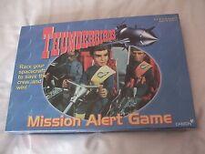Carlton Thunderbirds Mission Alert Game