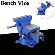 Heavy Duty Bench Vice Vise Grip Clamp Press Locking Anvil Table Tools Workshop