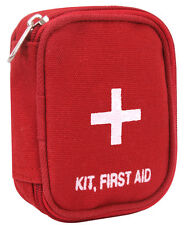 first aid kit combat military medic individual field zippered pouch content 8318