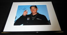 Jim Furyk Signed Framed 8x10 Photo D