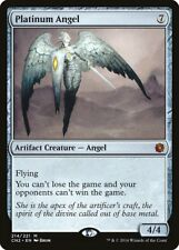 Platinum Angel Conspiracy Take the Crown NM-M Artifact Mythic Rare CARD ABUGames