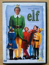 Elf DVD ~ 2003 Chrismtas Comedy Classic starring Will Ferrell UK 2-Disc