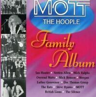 MOTT THE HOOPLE – FAMILY ALBUM (NEW) CD