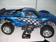 HPI BAJA OBR TWIN 50.8 RTR FULL ALLOY Fully loaded show truck
