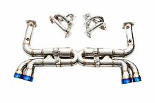 PORSCHE 996 TURBO / TURBO S iPE Innotech Performance Exhaust System SS