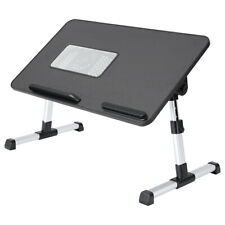 Adjustable Laptop Table Stand Lap Sofa Bed Tray Computer Notebook Desk USA