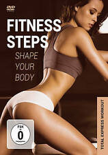 FITNESS STEPS: SHAPE YOUR BODY NEW DVD