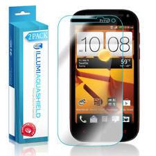 2x iLLumi AquaShield Crystal HD Clear Screen Protector Shield for HTC One SV