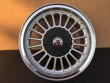 ETA BETA ALPINA style 7x15 4x100 Alloy Wheels BMW E21 E30 2002 1600 1502 Tii Ti