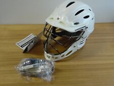 Warrior Venom Lacrosse Helmet one size fits all exo air fit system with pump #2