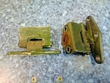 Range Rover (1970-1994) O/S Driver Right Front Door Hinges