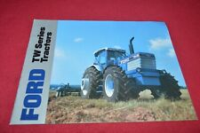 Ford TW-5 TW-15 TW-25 TW-35 Tractor Dealer's Brochure YABE18  ver3