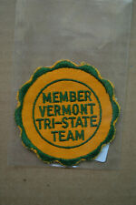 Member Vermont Tri-State Team Patch