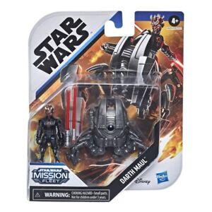 Hasbro Star Wars Mission Fleet Darth Maul Figure and Vehicle - Same day dispatch