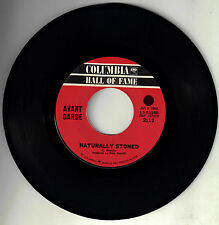 "AVANT GARDE!! - ""FLY WITH ME"" B/W ""NATURALLY STONED"" COLUMBIA 33160 MONO 45 EX!!"