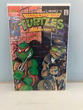 TEENAGE MUTANT NINJA TURTLES ADVENTURES #9 VG 1990 TMNT 10 ARCHIE COMICS