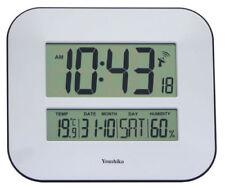 Quartz (Battery Powered) Calendar Square Wall Clocks