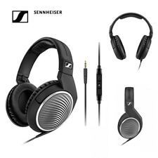 Sennheiser HD 471i closed around-ear Headphones for iPhone iOS Mic and Remote
