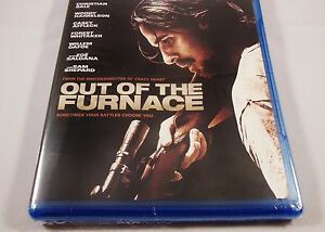 Out of the Furnace Blu-ray, NO DIGITAL HD ULTRAVIOLET COPY Christian Bale