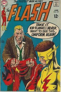The Flash #189 June 1969