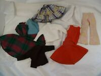 Vintage Mixed Lot of 10 Items 4 Barbie Tressy Misty 1st & 2nd Pictures READ