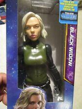 """Marvel Avengers Infinity War Titan Hero Series - Black Widow 12"""" Action Figure"""