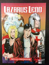 """Lazarus Ledd  """"Furto alla Comiconvention"""" - Star Comics albo speciale inedito!"""