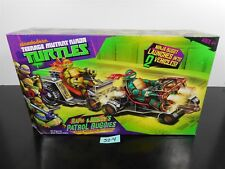 NEW & SEALED!! NICKELODEON TMNT RAPH & MIKEY'S PATROL BUGGIES TURTLES 2012 52-4