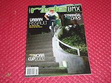 Original Ride Bmx February 2002 Magazine