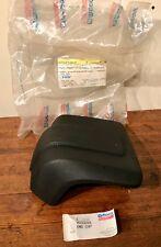 Genuine Mopar OEM LR BLACK BUMPER END CAP H & K Cars # X555DX9 Orig Pkg New