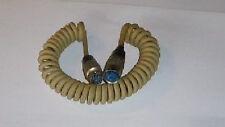 1 x Spiralkabel, Microfon-Verlängerungskabel für Teleport 6  **