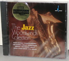 CHESKY CD JD-134: The Jazz Woodwinds Collection - USA 1995 Factory SEALED