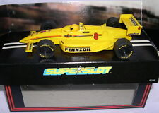 SUPERSLOT H534 FORMULA INDY TEAM PENZOIL USA RACER #8  SCALEXTRIC UK  MB