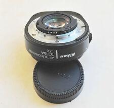 Modified Nikon TC-16A for D300 D500,D750,D810,D850,D7100,Df,D4, D5 MF to semi AF