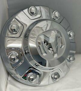 "2019 2020 DODGE RAM 3500 Dually 1-ton FRONT 17"" Steel Wheel Center Hub Cap NEW"