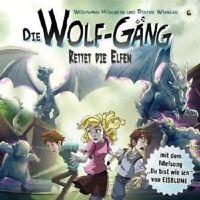 DIE WOLF-GÄNG VOL. 6 - RETTET DIE ELFEN CD HÖRSPIEL NEW