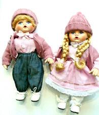 1996 Seymour Mann Twin Dolls 7500 Limited Edition
