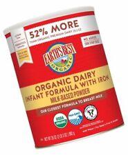 Earth's Best Organic Infant Formula 35oz.