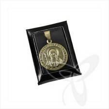 Bronze Anhänger Nina Medaillon Нина медальон бронзовый
