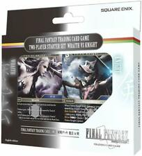 Final Fantasy Trading Card Game - Two Player Starter Set Wraith vs Knight AU